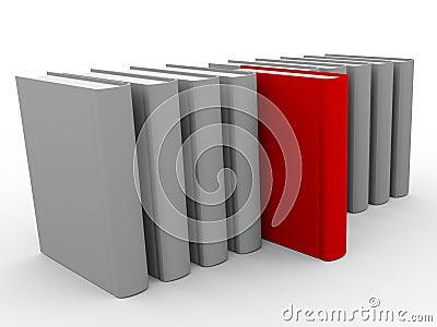 3d unique book