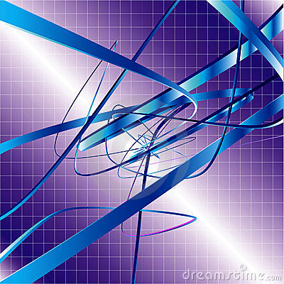 Free 3D Vector Background Swirl Royalty Free Stock Photo - 1279465