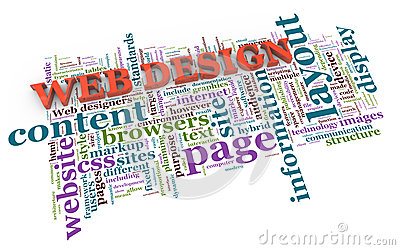 3d web design tags