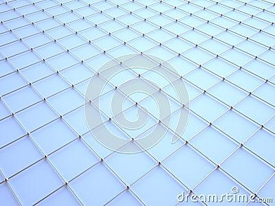 3d wire pattern