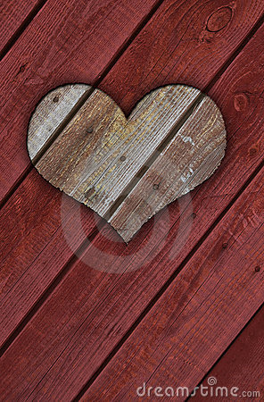 Free 3D Wooden Heart For Valentine S Day Stock Photography - 278222