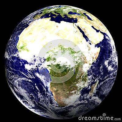 3D World - Africa
