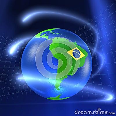 3D World - Brasil