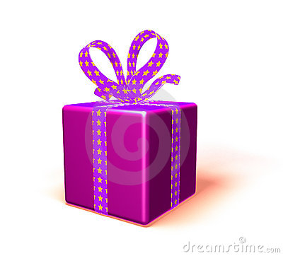 Free 3D Wrapped Gift Stock Photos - 964063