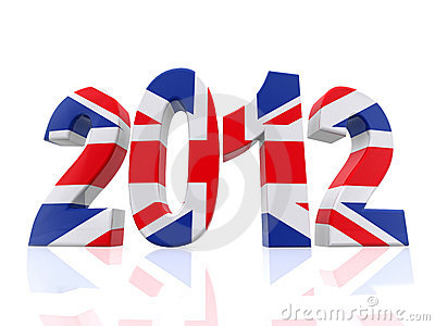 3D Year 2012 in Great Britain