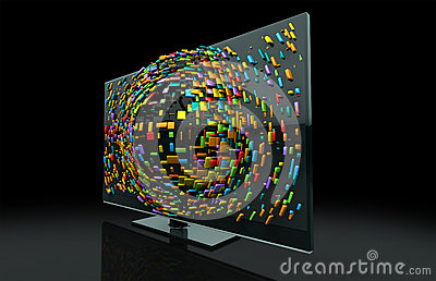 3DTV Television Concept