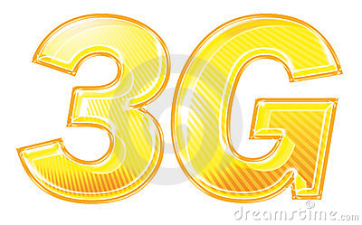 3G Text Graphic