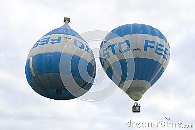 3rd Putrajaya International Hot Air Balloon Fiesta Editorial Photography