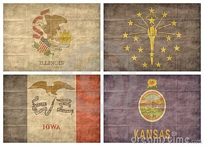 4/13 US state flags