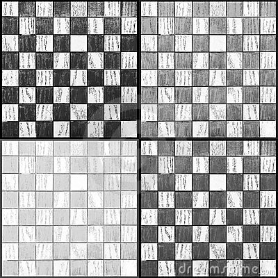 Free 4 Chessboards Royalty Free Stock Photo - 24052655