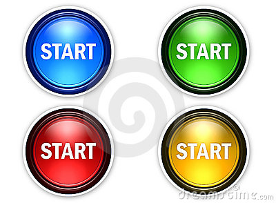 4 color start button