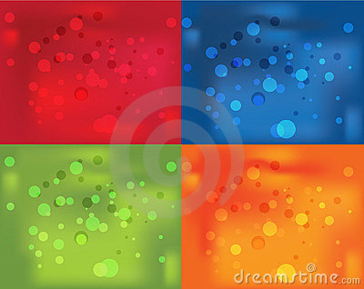 4 Colorful background