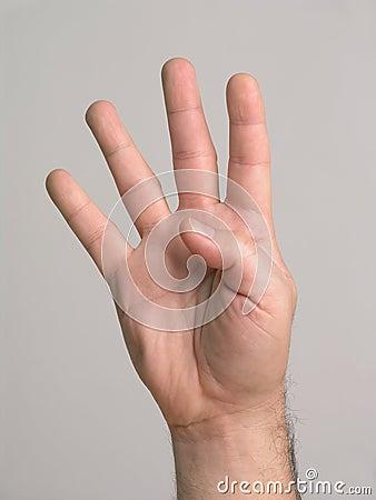 4 fingers - 3