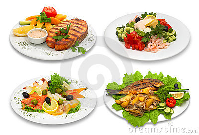 4 fish dishes