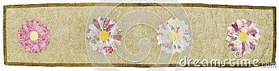 4 Flower Quilt