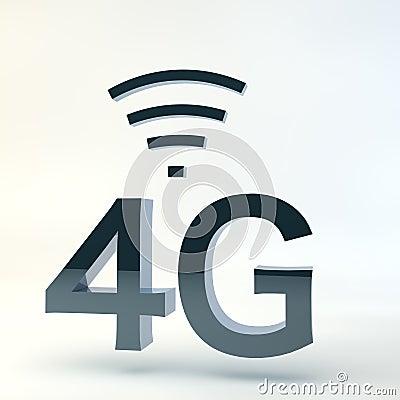 4 G concept