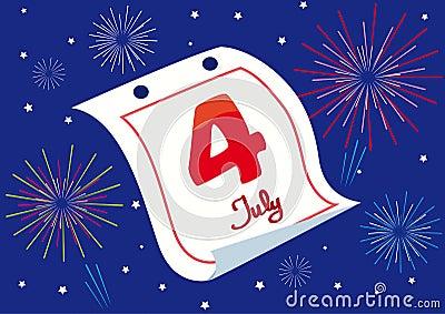 4 july salute