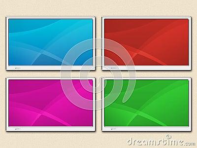 4 lcd tv