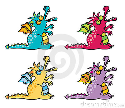4 magic dragons II