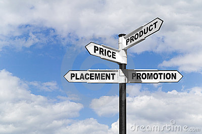 The 4 P s signpost