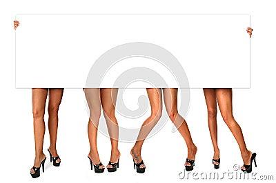 4 Pairs of Legs