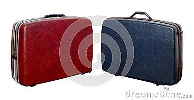 4 resväskor