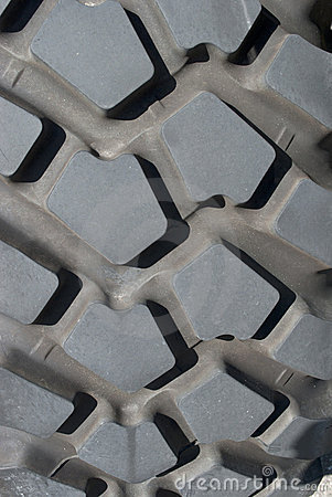 4-wheel drive truck tire tread