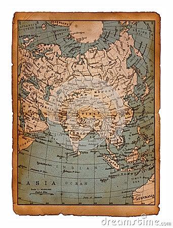 Free 40 Map Of Asia Stock Photos - 16485173