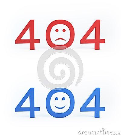 404 error - file not found