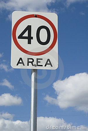 Free 40KM/H Stock Photos - 6329923