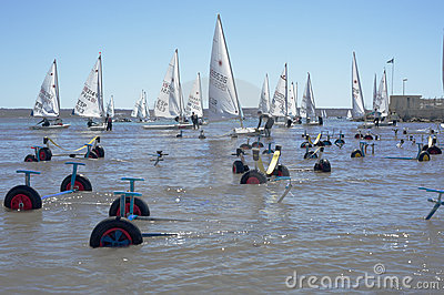 42 Pincesa Sofia sailing trophy in Mallorca Editorial Stock Photo