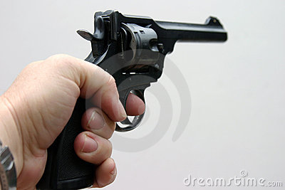 .45 cal pistol #3