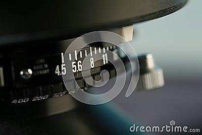 45 camera lens