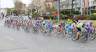 47th Presidential Cycling Tour of Turkey Editorial Image