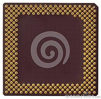 486 PC CPU