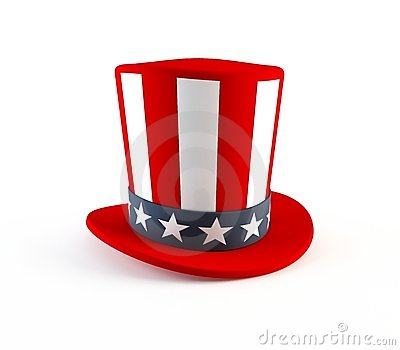 4th Of July Hat Royalty Free Stock Image Image 20132396