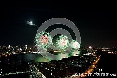 4th of July Macys fireworks display