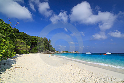 4th similan island beach
