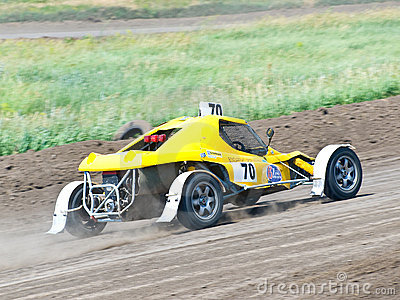 4wd buggy for extreme off-road Editorial Stock Image