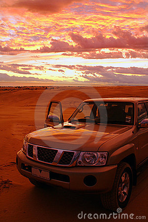 Free 4WD CAR Stock Photography - 4696622