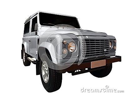 4x4 off-road vehicle