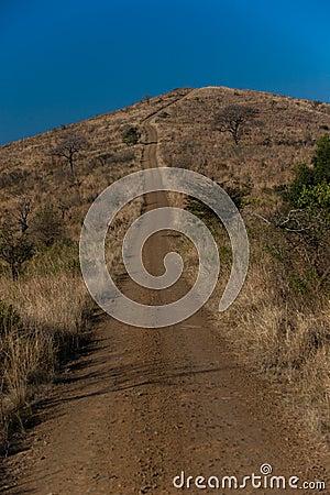 4x4 Track Hilltop