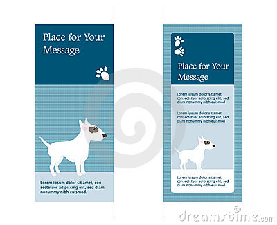 4x9 Two Sided Rack Card