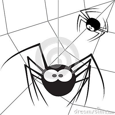 5动画片停止蜘蛛网.