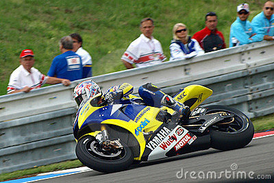 #5 Colin EDWARDS Editorial Stock Photo