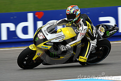 5 Colin EDWARDS and Monster Yamaha Tech 3 Editorial Image