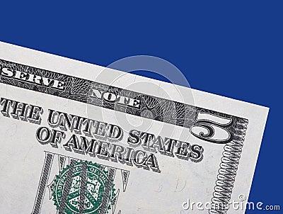 5 Note - dollar