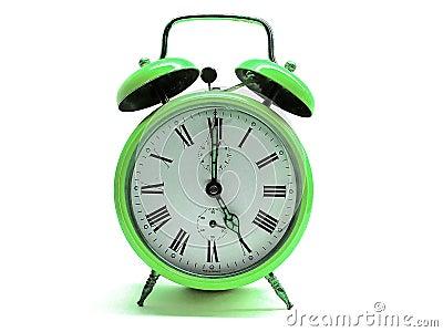 5 o�clock alarm