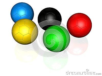 5 soccer ball