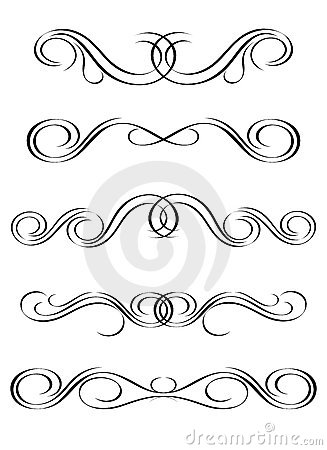 5 versions of ornamet